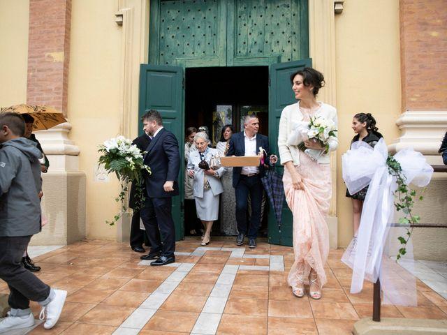 Il matrimonio di Maikol e Cristiana a Bologna, Bologna 71