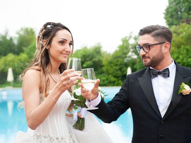 Il matrimonio di Maikol e Cristiana a Bologna, Bologna 97