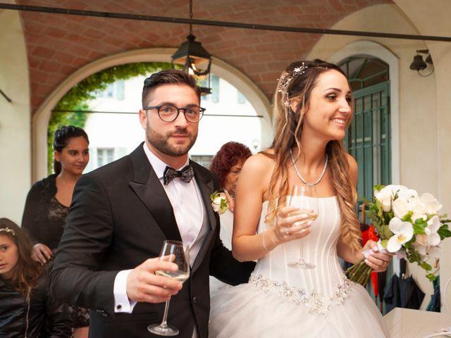Il matrimonio di Maikol e Cristiana a Bologna, Bologna 98