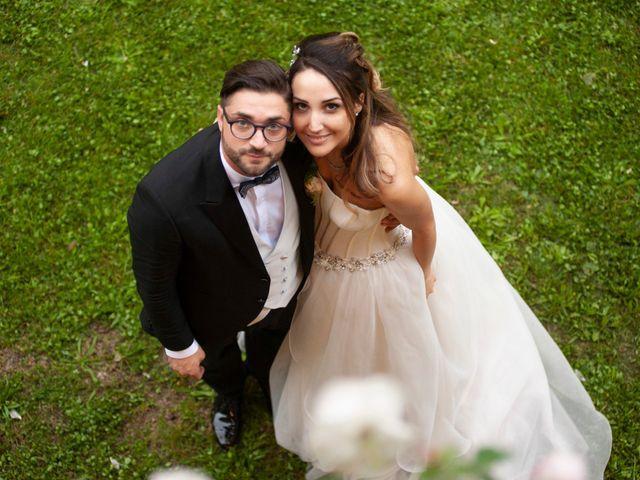 Il matrimonio di Maikol e Cristiana a Bologna, Bologna 115