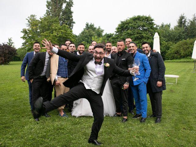 Il matrimonio di Maikol e Cristiana a Bologna, Bologna 124
