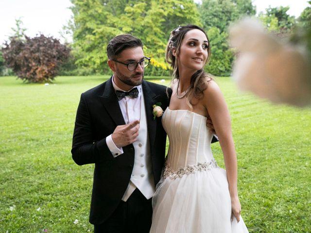 Il matrimonio di Maikol e Cristiana a Bologna, Bologna 127