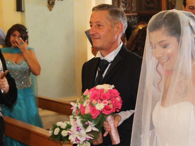Il matrimonio di Michele  e Katia  a Acquedolci, Messina 22