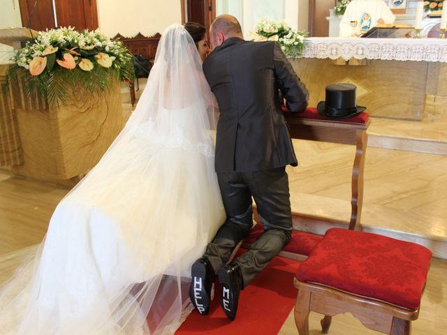 Il matrimonio di Michele  e Katia  a Acquedolci, Messina 23