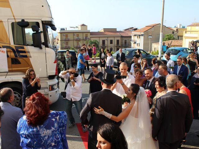 Il matrimonio di Michele  e Katia  a Acquedolci, Messina 24