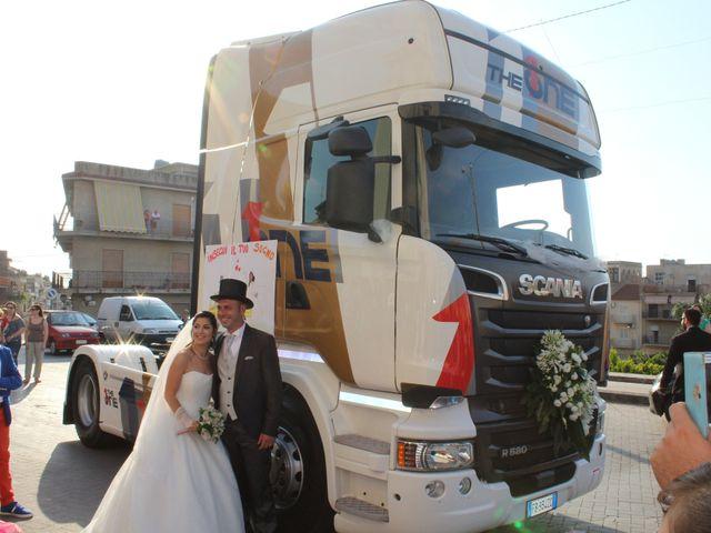 Il matrimonio di Michele  e Katia  a Acquedolci, Messina 25