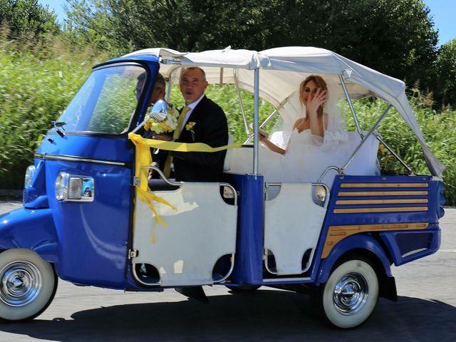 Il matrimonio di Daniel e Daniela a Brandico, Brescia 2