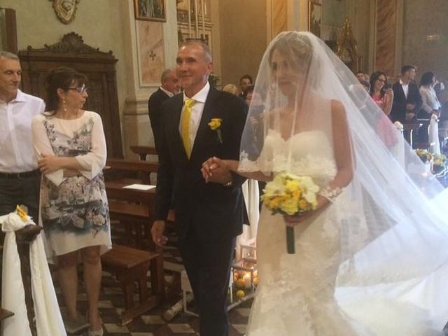 Il matrimonio di Daniel e Daniela a Brandico, Brescia 7