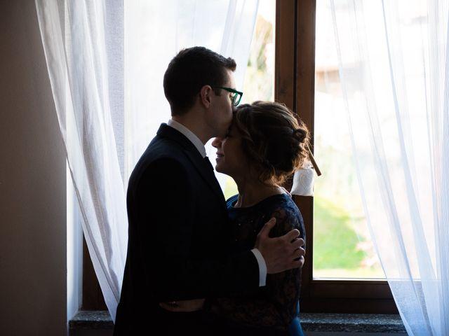 Il matrimonio di Simone e Antonella a Cantello, Varese 6
