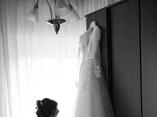 Il matrimonio di Simone e Antonella a Cantello, Varese 13