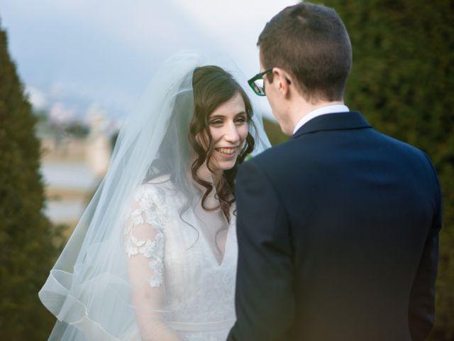 Il matrimonio di Simone e Antonella a Cantello, Varese 20