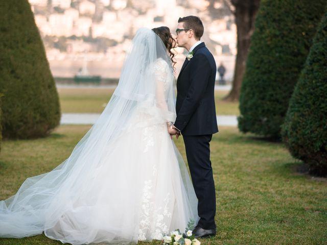 Il matrimonio di Simone e Antonella a Cantello, Varese 21