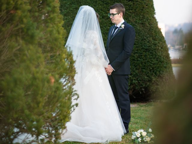 Il matrimonio di Simone e Antonella a Cantello, Varese 24
