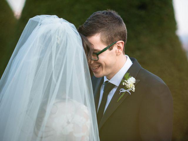 Il matrimonio di Simone e Antonella a Cantello, Varese 1