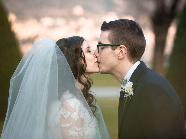 Il matrimonio di Simone e Antonella a Cantello, Varese 25