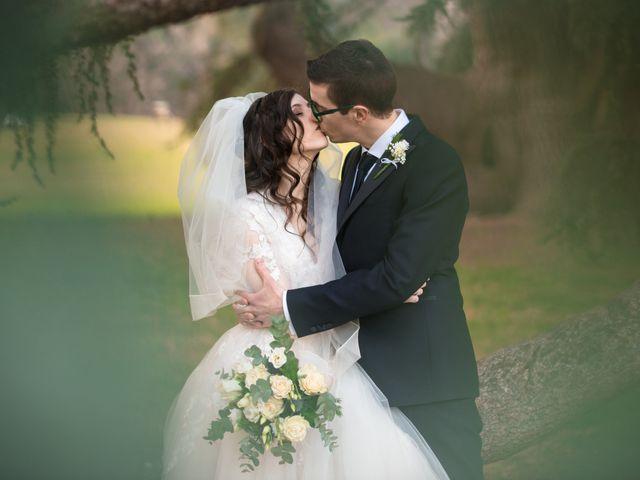 Il matrimonio di Simone e Antonella a Cantello, Varese 26
