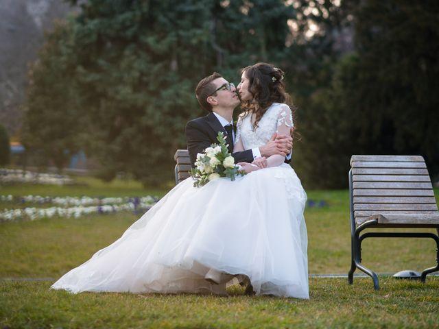 Il matrimonio di Simone e Antonella a Cantello, Varese 27