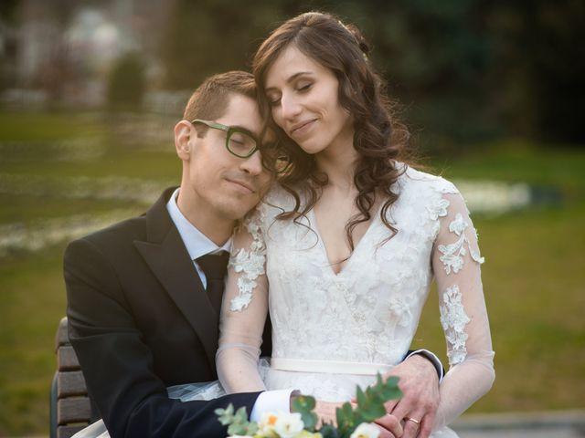 Il matrimonio di Simone e Antonella a Cantello, Varese 30