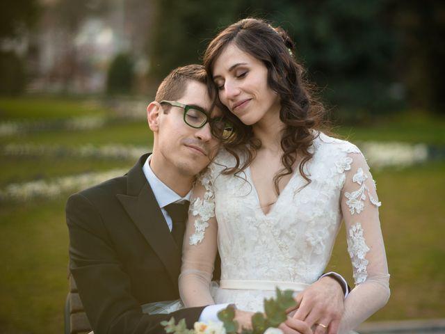 Il matrimonio di Simone e Antonella a Cantello, Varese 31