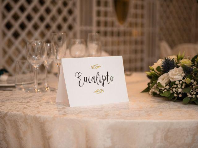 Il matrimonio di Simone e Antonella a Cantello, Varese 37