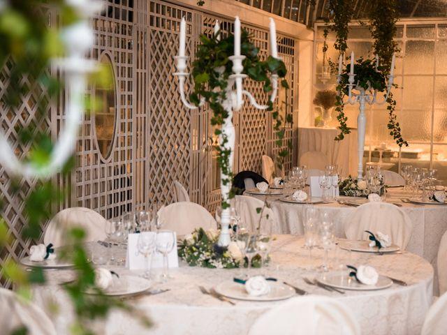 Il matrimonio di Simone e Antonella a Cantello, Varese 40