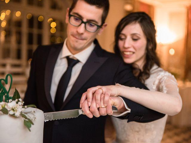 Il matrimonio di Simone e Antonella a Cantello, Varese 48