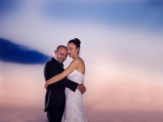 Le nozze di Annalisa e Rocco