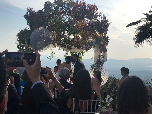 Le nozze di Alessio e Mariangela