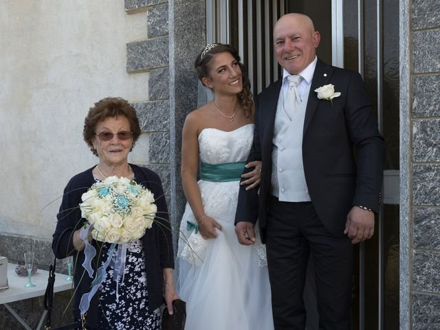 Il matrimonio di Pasquale e Pamela a Stazzano, Alessandria 37