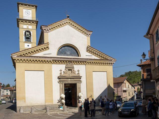 Il matrimonio di Pasquale e Pamela a Stazzano, Alessandria 39
