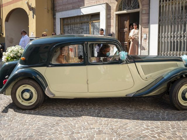 Il matrimonio di Pasquale e Pamela a Stazzano, Alessandria 43