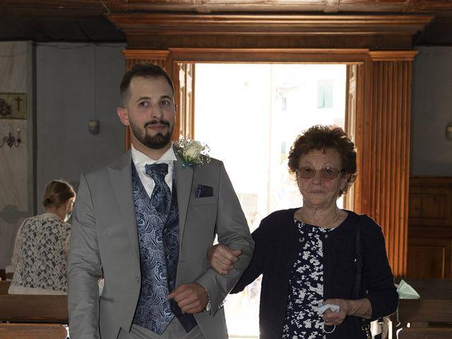 Il matrimonio di Pasquale e Pamela a Stazzano, Alessandria 44