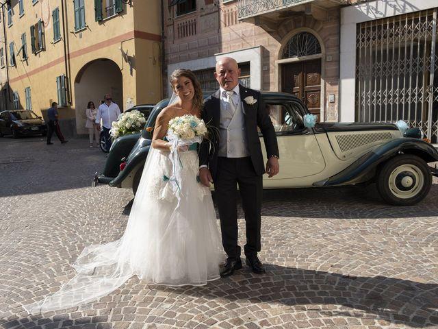 Il matrimonio di Pasquale e Pamela a Stazzano, Alessandria 46