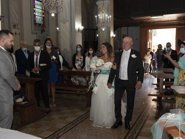 Il matrimonio di Pasquale e Pamela a Stazzano, Alessandria 49