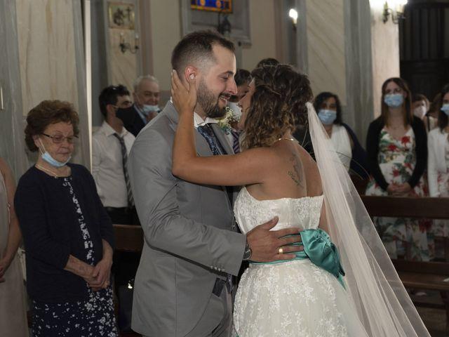 Il matrimonio di Pasquale e Pamela a Stazzano, Alessandria 50