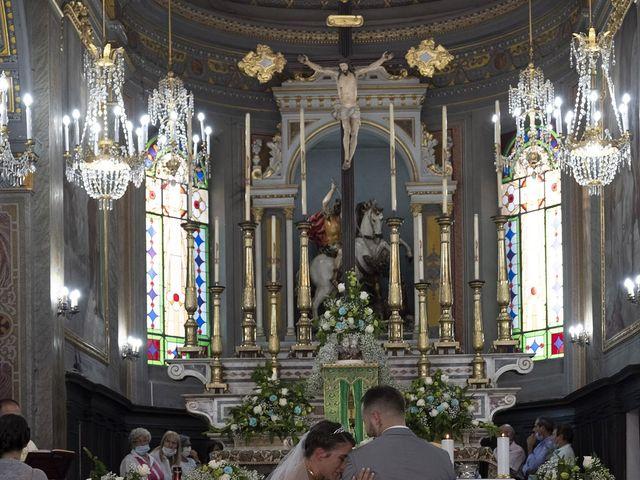 Il matrimonio di Pasquale e Pamela a Stazzano, Alessandria 51