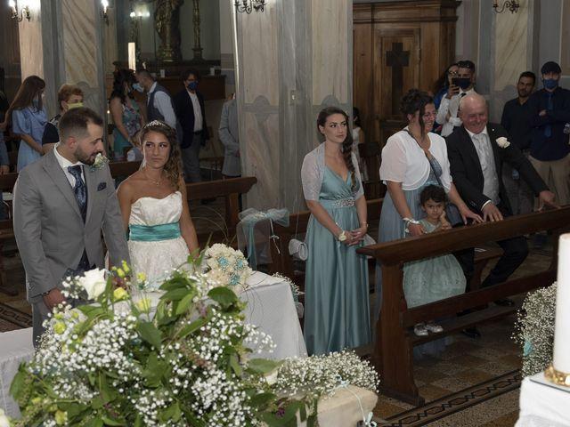 Il matrimonio di Pasquale e Pamela a Stazzano, Alessandria 52