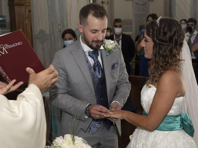 Il matrimonio di Pasquale e Pamela a Stazzano, Alessandria 60