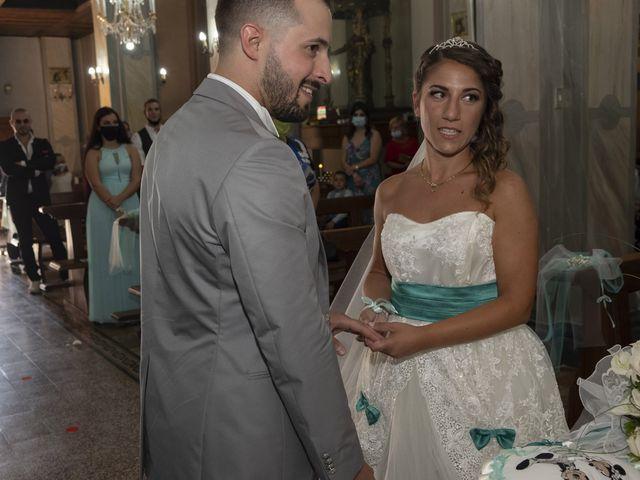 Il matrimonio di Pasquale e Pamela a Stazzano, Alessandria 61