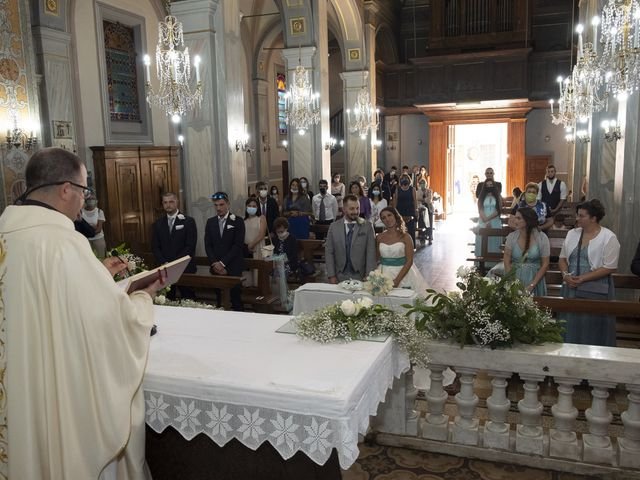 Il matrimonio di Pasquale e Pamela a Stazzano, Alessandria 62