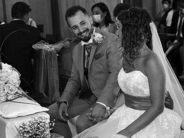 Le nozze di Pamela e Pasquale