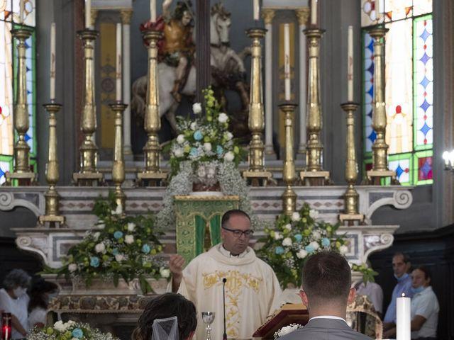 Il matrimonio di Pasquale e Pamela a Stazzano, Alessandria 65