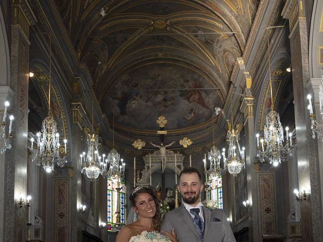 Il matrimonio di Pasquale e Pamela a Stazzano, Alessandria 71