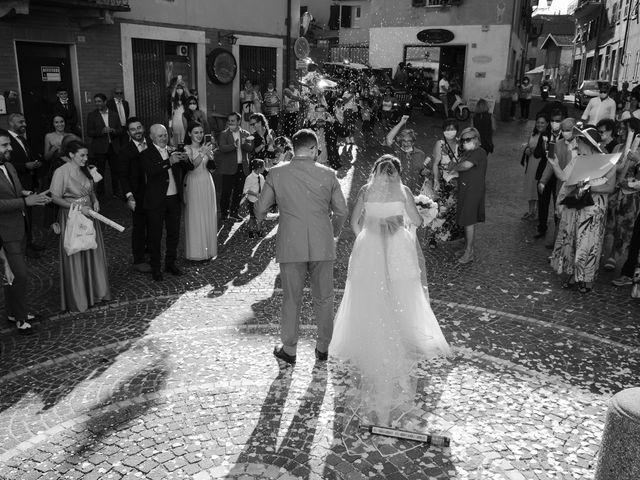 Il matrimonio di Pasquale e Pamela a Stazzano, Alessandria 73