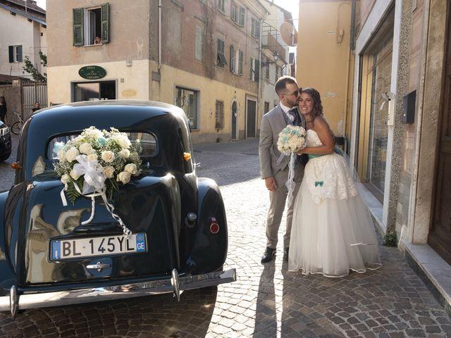 Il matrimonio di Pasquale e Pamela a Stazzano, Alessandria 75
