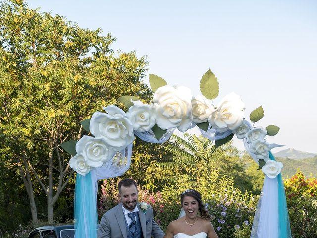 Il matrimonio di Pasquale e Pamela a Stazzano, Alessandria 83