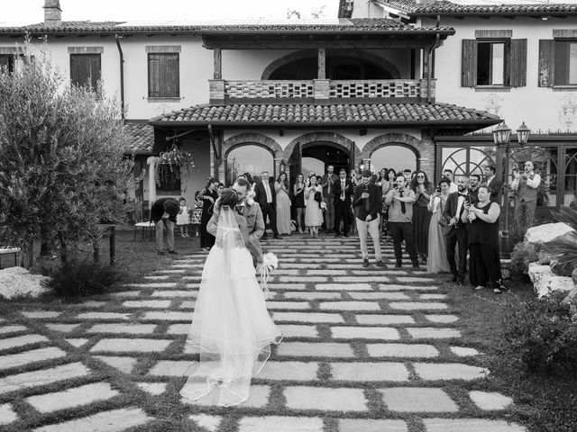 Il matrimonio di Pasquale e Pamela a Stazzano, Alessandria 84