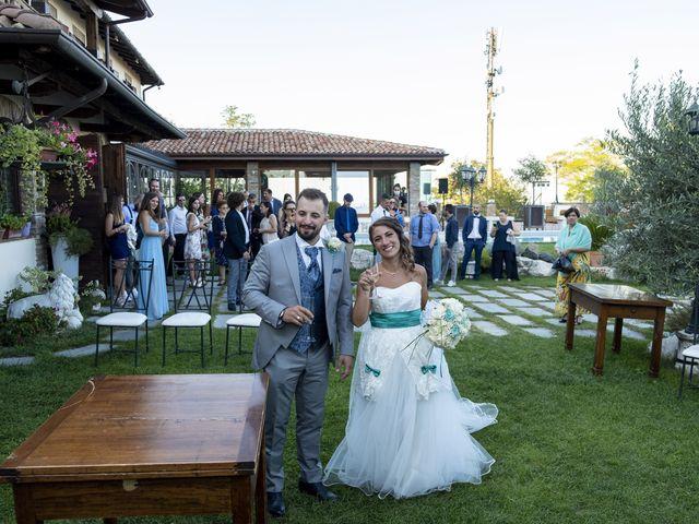 Il matrimonio di Pasquale e Pamela a Stazzano, Alessandria 86