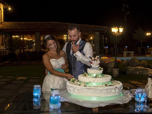 Il matrimonio di Pasquale e Pamela a Stazzano, Alessandria 119