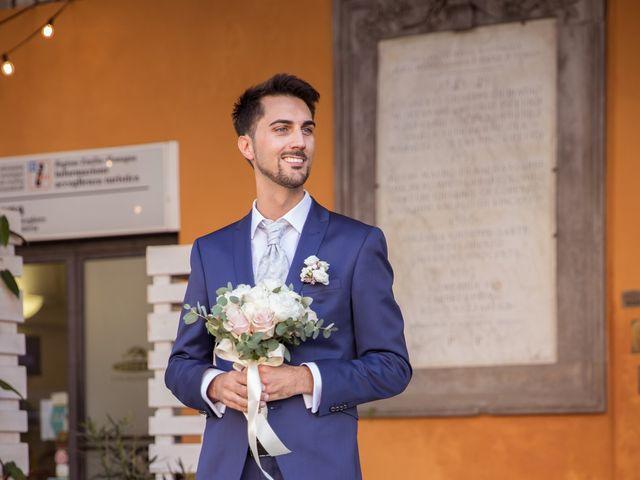 Il matrimonio di Adriano e Katharina a Poggio Berni, Rimini 21